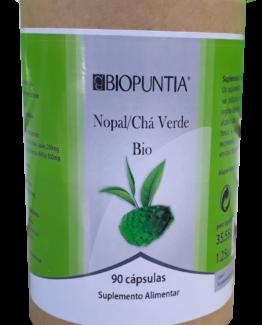 Nopal Chá Verde